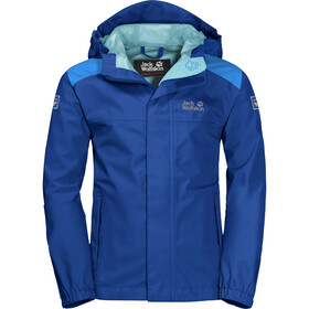 Jack Wolfskin Oak Creek Jacket Kinder active blue